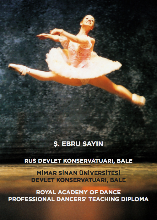 ROYAL ACADEMY OF DANCE BALLET EXAMS ISTANBUL